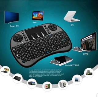 Wireless air mouse keyboard for tv/ smart tv