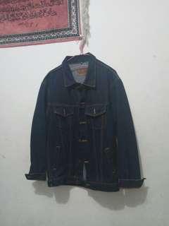 Jaket jeans Wrangler