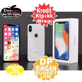Apple IPhone X 64 GB New Kredit/Cash Call/sms/wa ;081905288895