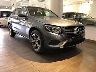 Mercedes Benz GLC250 4MATIC (A) @ $193,800 (New Car)