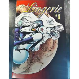 Lady Death in Lingerie #1