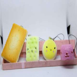 Squishy Toys set of 4