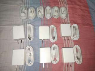 Original OPPO Charger and Headset