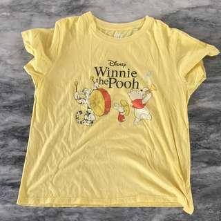 Winnie the pooh top