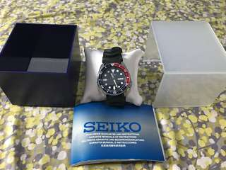 Seiko Driver's Watch