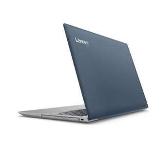 LENOVO IDEAPAD 320 - 80XU000QID - BLUE - DOS - A9-9420 3.0GHZ - 4GB - 1TB