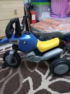 BMW tricycle for toddler (Made in Germany)