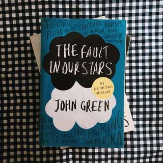 The Fault in Our Stars (by John Green)