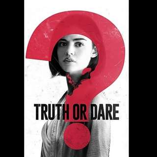 [Rent-A-Movie] TRUTH OR DARE (2018)