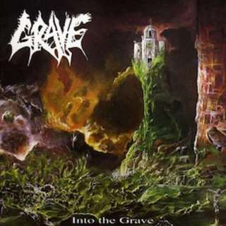 Grave ‎– Into The Grave ][ Tremendous Pain + Demo Tracks CD