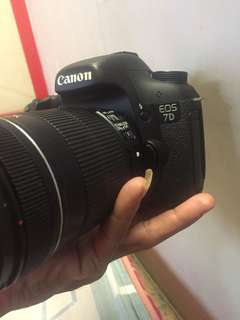 Canon 7D Body only