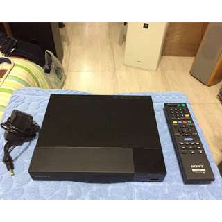 SONY BDP-S1500 Blu-Ray Player (With remote control)