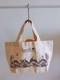 🚚 earth 雜誌包手提袋