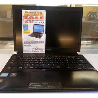 Toshiba Dynabook r731 netbook intel core i5 2nd gen