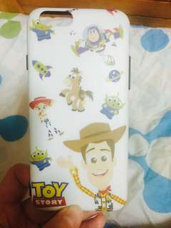Toystory woody 6s iPhone case