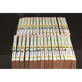 1 set of chinese Shaman King manga