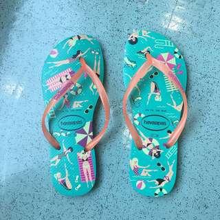 Havaianas Slim Cool Ice Sandal