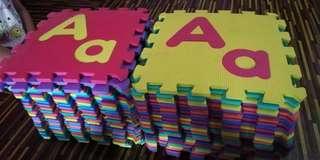 Playmat ABC 2set complete