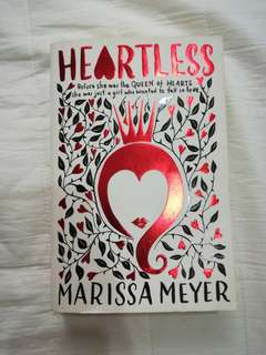 Heartless by Marrisa Meyer
