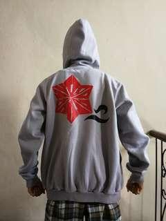Jaket Hoodie Jumper Grey | Unisex | 99%