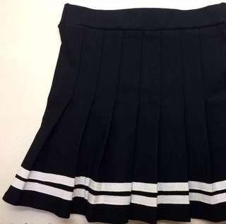 🚚 百褶黑裙