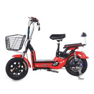 Bicycle scooter
