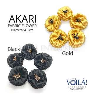 🚚 Fabric Flower - Akari