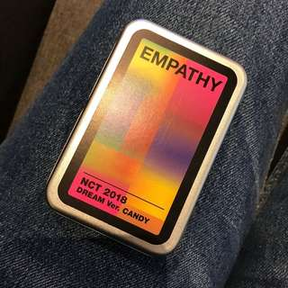 NCT EMPATHY CANDY! OFFICIAL FROM SM INC POSTAGE