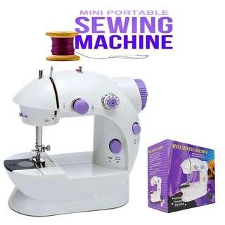 MINI SEWING MACHINE - TWO SPEED ( 10-370-01 )