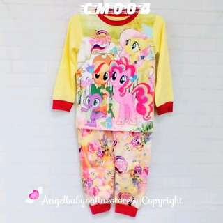 (Nett Price) My Little Pony Sleepwear CM004