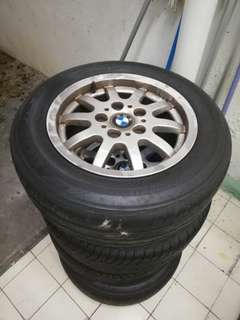 BMW Original Sportrim 15""