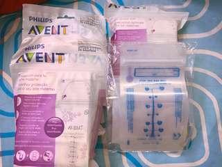 Avent Breastmilk Storage Bags