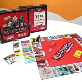 Kleptopoly - Limited Premium Edition