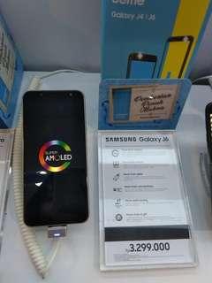 Samsung J6 cicilan tanpa kartu kredit