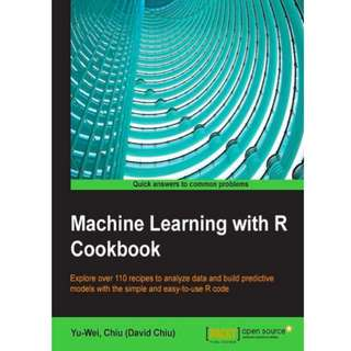 Machine Learning with R Cookbook (1048 Mega eBook)