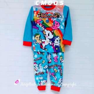 (Nett Price) Unicorn Sleepwear CM005