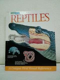 Reader Digest, Reptiles (hardcover)