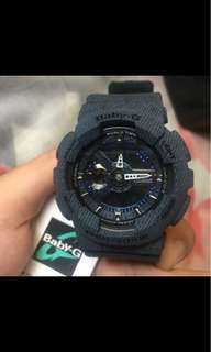 G-Shock GA110 Denim edition