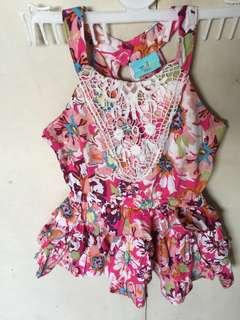 Twilo Floral Dress