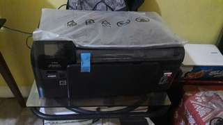 HP 4 in 1  photosmart printer