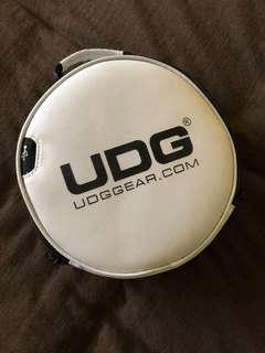 UDG Ultimate Digi Headphone Bag (white)