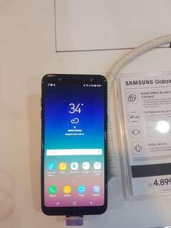 Samsung Galaxy A6+ Bisa Credit Tampa Kartu Credit Promo Bunga 0,99%