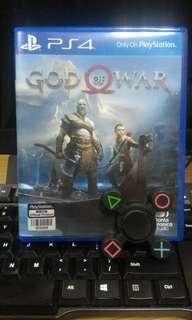 [PS 4] God of War