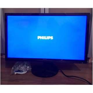 "Philips 284E5QHAD 28""Monitor高清電腦屏幕"