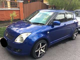 Suzuki Swift 1.5L