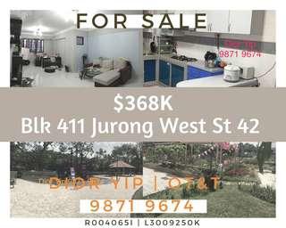 Large 4 Room Corner Unit Near Hawker Center For Sale