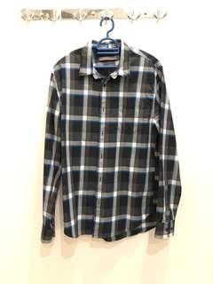 Giordano shirt blue
