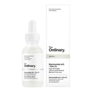 The ordinary niaciamide 30ml