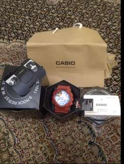 G-Shock GA110 Addition red