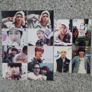 [INSTOCKS] B1A4 4R Photos At $1 Each!